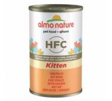 Almo Nature Blik Kitten Kip 6 x 140 gr