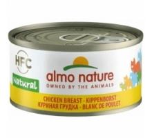 Almo Nature Kippenborst 6 x 70 gr