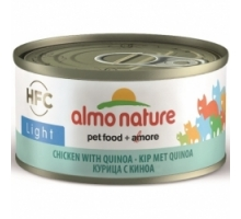 Almo Nature Light Kip met Quinoa 6 x 70 gr