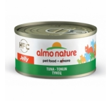 Almo Nature Tonijn in Jelly 6 x 70 gr