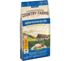 Country Farms Monoprotein Adult Kip 11 kg