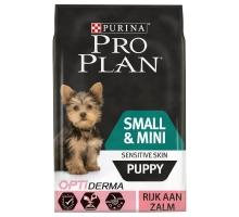 Purina Pro Plan Small & Mini Puppy Sensitive Skin 3 kg