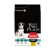 Purina Pro Plan Medium Puppy Sensitive Digestion 3 kg