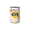 Brit Fresh Chicken with Sweet Potato 400 gram