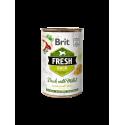 Brit Fresh Duck with Millet 400 gr