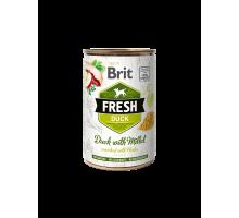 Brit Fresh Duck with Millet 400gr