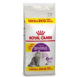 Royal Canin Bonusbag Sensible 33 10 + 2 kg GRATIS
