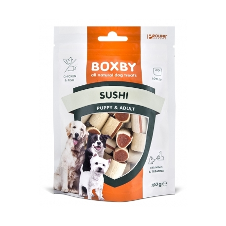 Proline Boxby Sushi For Dogs 100 gr