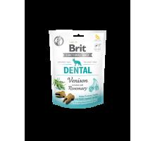 Brit Functional Snack Dental Venison 150 gr