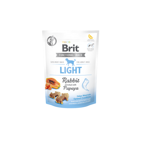 Brit Functional Snack Light Rabbit 150 gr