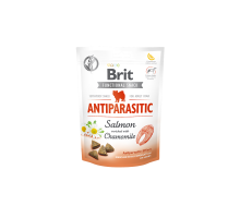 Brit Functional Snack Antiparasitic Salmon 150 gr