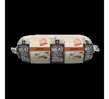 Natural Fresh Meat Dog Sausage Turkey 600 gr