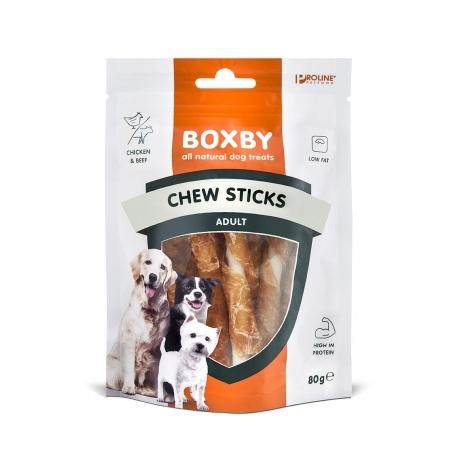 Proline Boxby Chew Sticks With Chicken 80 gr