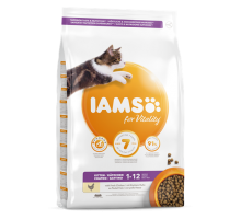 Iams Cat Kitten/Junior Chicken 10 kg