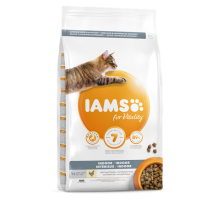 Iams Cat Adult Indoor Chicken 3 kg