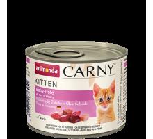 Animonda Carny Kitten Baby Pate 6 x 200 gr