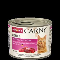 Animonda Carny Multi Meat 6 x 200 gr