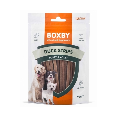 Proline Boxby Duck Strips 90 gr