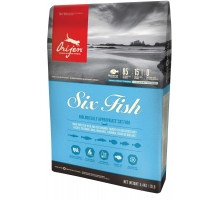 Orijen Six Fish Cat - 340 gram