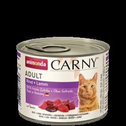 Animonda Carny Rund/Lam 6 x 200 gr