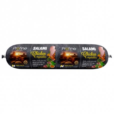 Profine Salami Kip & Groenten 800 gram
