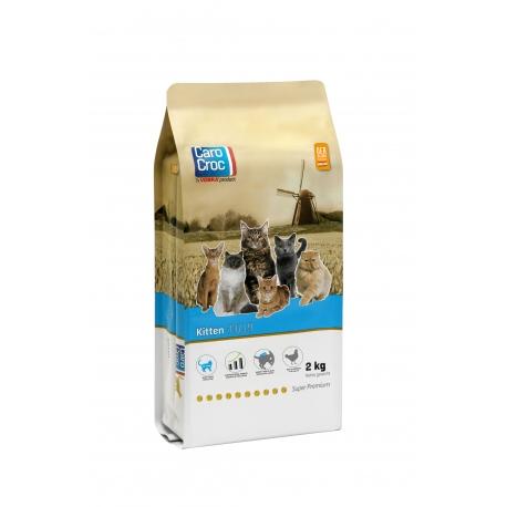 CaroCroc Premium Kitten (33/19) 7kg