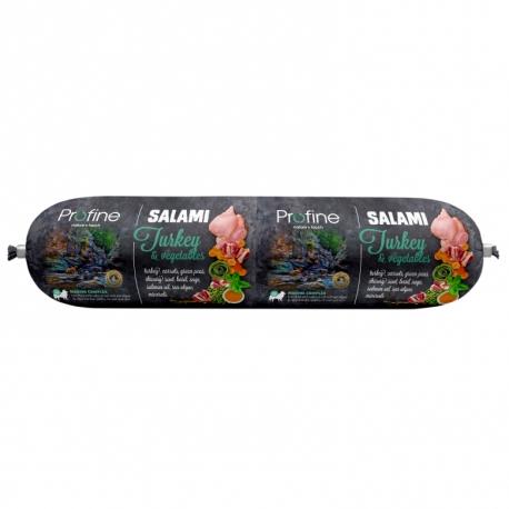 Profine Salami Kalkoen & Groenten 800 gram