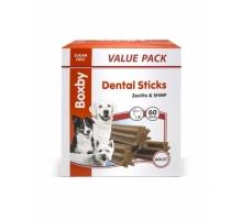 Proline Boxby Dental Sticks Valuepack 60 stuks