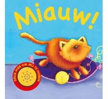 1 Geluidboek Miauw