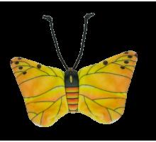Wild Life Kat Gele Vlinder