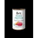 Brit Mono Protein Tuna & Sweet Potato 400 gram