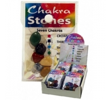 Chakra stones 7 assortie