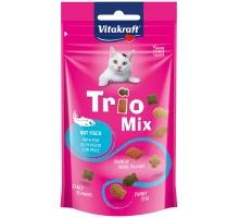 Vitakraft Kat Trio Mix Vis 60 gram