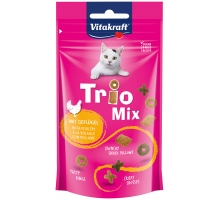 Vitakraft Kat Trio Mix Gevogelte 60 gram