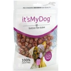 It's My Dog Eend & Vis Sushi 85 gram