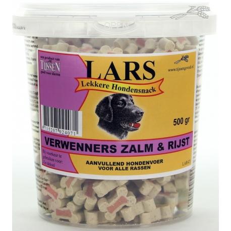 Lars Verwenners Zalm en Rijst 500 gram