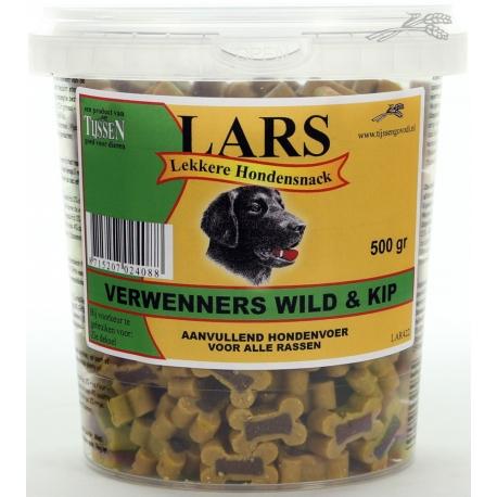 Lars Verwenners Wild en Kip 500 gram