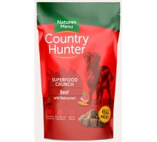 Natures Menu Country Hunter Superfood Beef 1200 gram