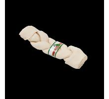 Farm Food Rawhide dental braided stick M 15 cm 2 stuks