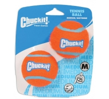 Chuckit Tennis Ball Medium 6 cm 2 st