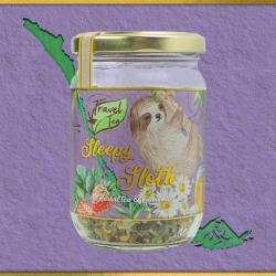 Travel Tea Sleepy Sloth 250 ml