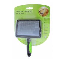 Hondenborstel Slicker Soft Large
