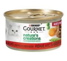 Gourmet Natures Creation Rund 6 x 85 gr