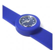 Popwatch Horloge blauw