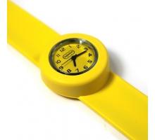 Popwatch Horloge geel