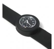 Popwatch Horloge zwart