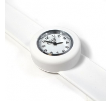 Popwatch Horloge wit