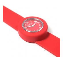 Popwatch Horloge rood