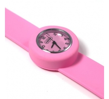 Popwatch Horloge roze