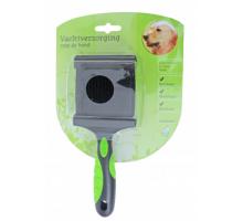 Hondenborstel Flex Slicker 2 zijdig Large